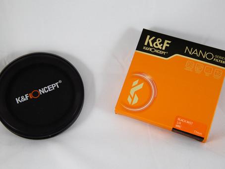 K&F Nano-X Black Mist 1/4 Filter
