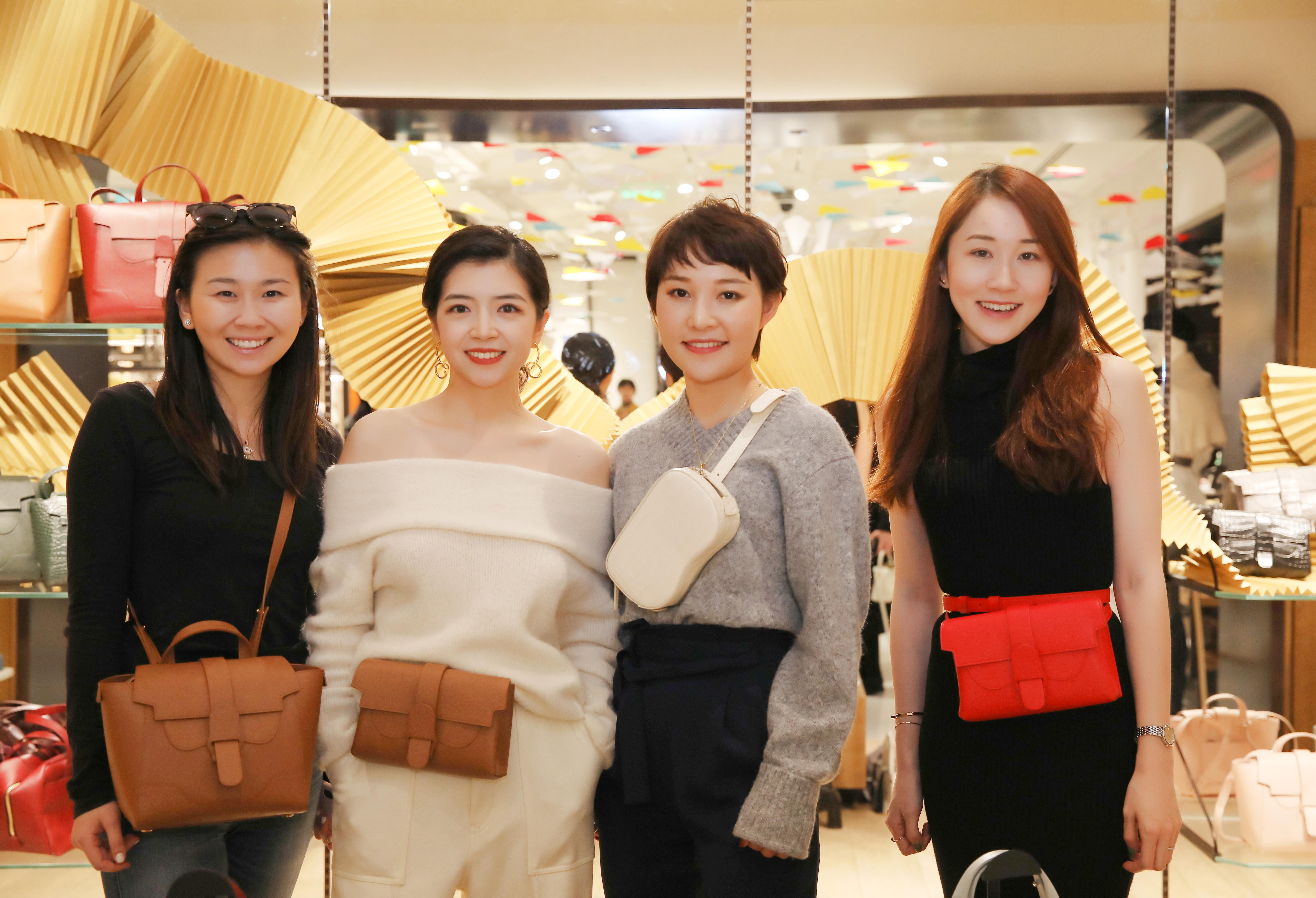 SENREVE x MIA FRINGE @ Shanghai
