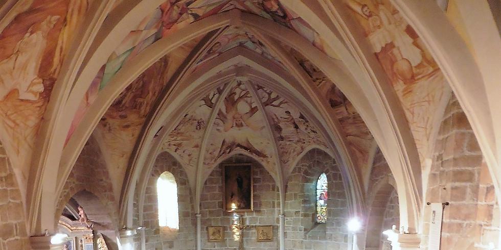L'Eglise du Mas du Noyer