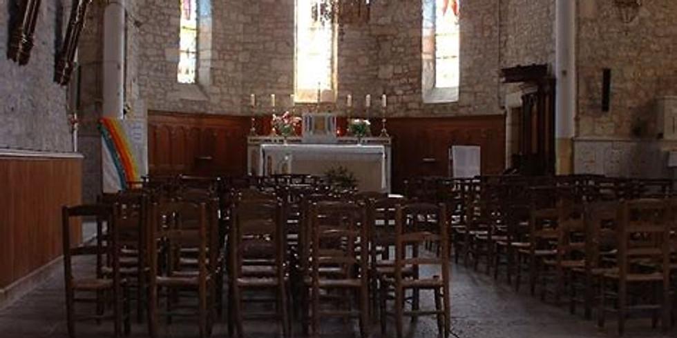 L'Eglise de St Jean de Laur