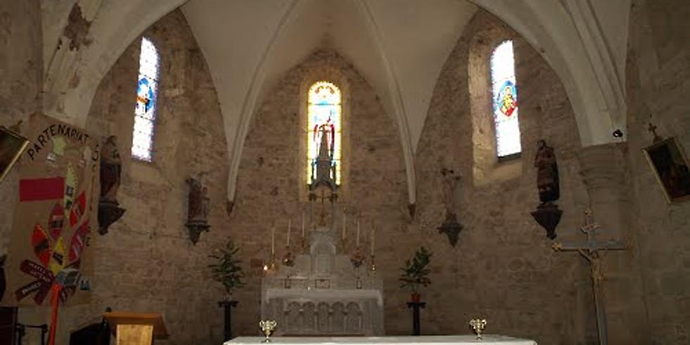 Cardaillac - L'Eglise St Julien