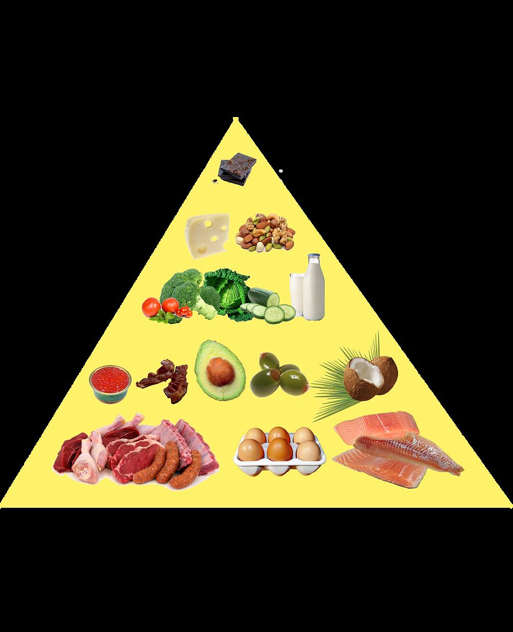 High-protein PK pyramid