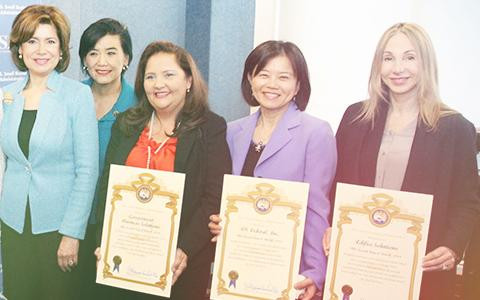 """DSFederal recognized by SBA as """"Woman-Owned Small Business of the Year"""""""