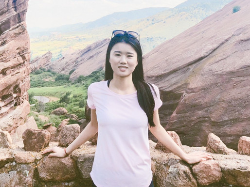 Web Developer Yuanyuang Zhang Goes Above and Beyond