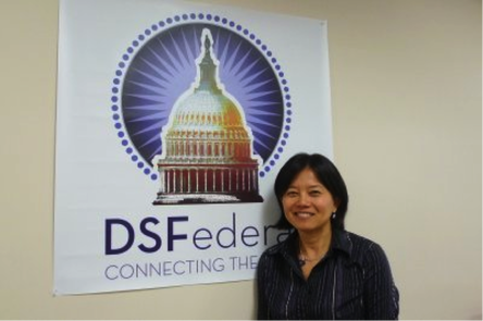 DSFederal grows by a factor of 50 in just a few years