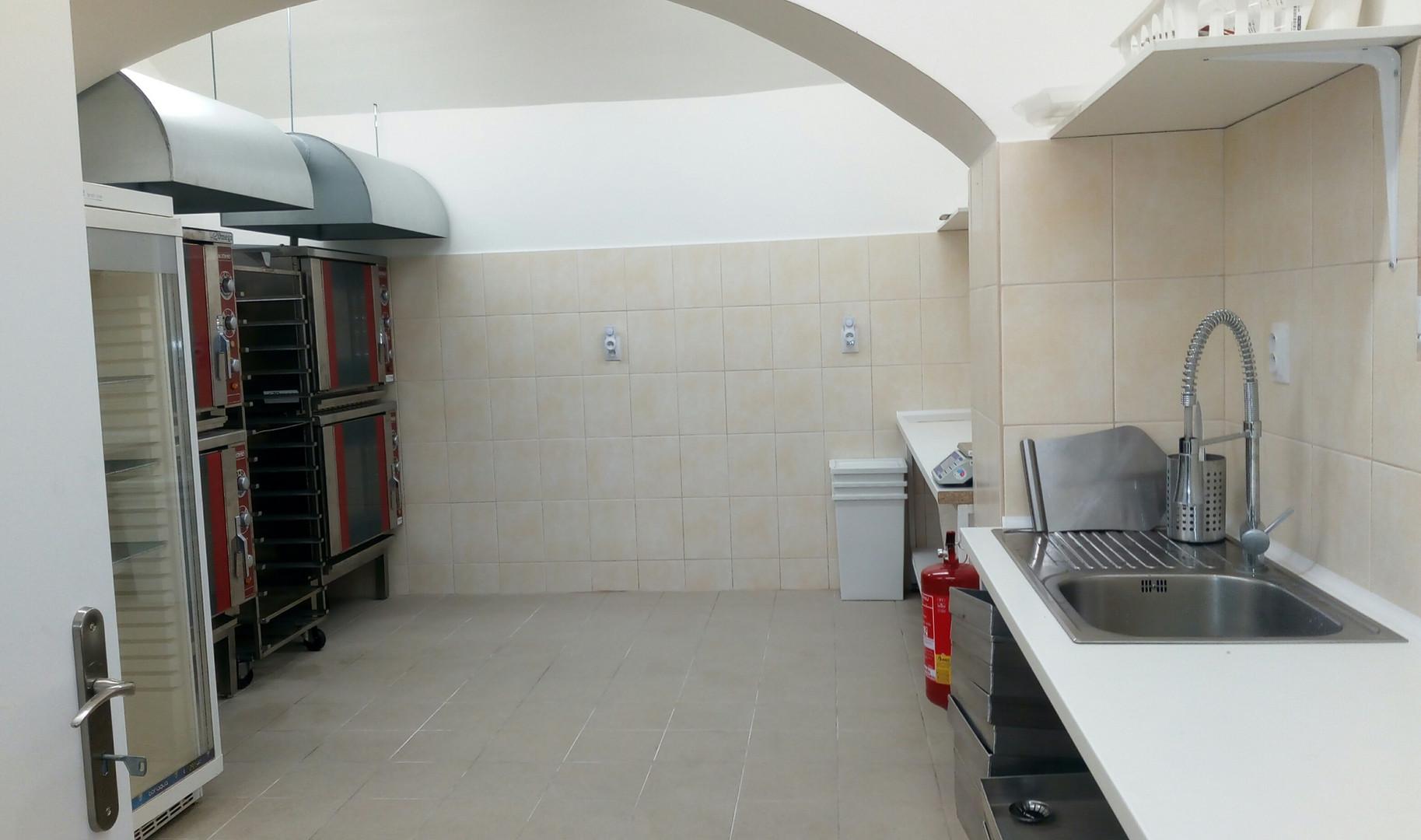 nová zrekonstruovaná pekárna