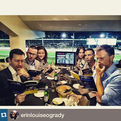 #Regram #putusonthescreenShow us your tips! _mooneevalleyracing #thevalley _anthonycallea _michalab
