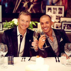 #HappybirthdayAnthonyCallea - Happy birthday to this guy, who constantly makes me smile! Feel free t