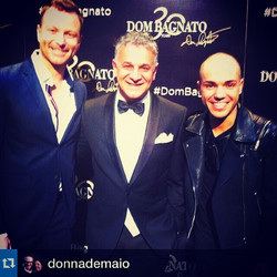 Congrats to Dom and the whole _DomBagnato team - 30 years of Aussie fashion #supportlocal