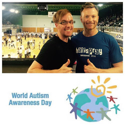 loved ones on #worldautismawarenessday - from our producer _timoconnor