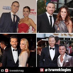 It's a bugger we both can't make it this year! #boo 😭😭 #Regram _tvweekmag - Which was your fave ce