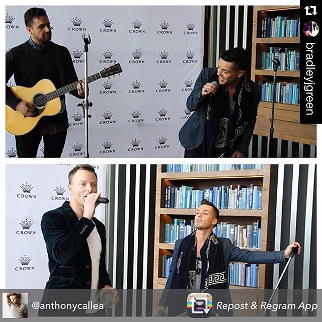 How many times can this photo be #regrammed_ Feel free to add your own! _anthonycallea _bradleyjgree