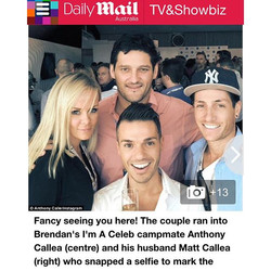 This is my favourite article ever! I assume _anthonycallea and _mattcallea married in Alabama