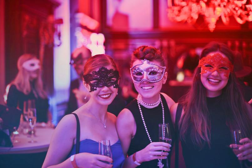 Tensberg Halloween Party 2019