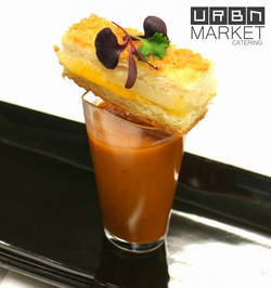 Tomato Bisque Shooter