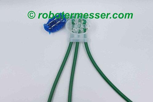 Kabelverbinder für Begrenzungskabel 5 Stück