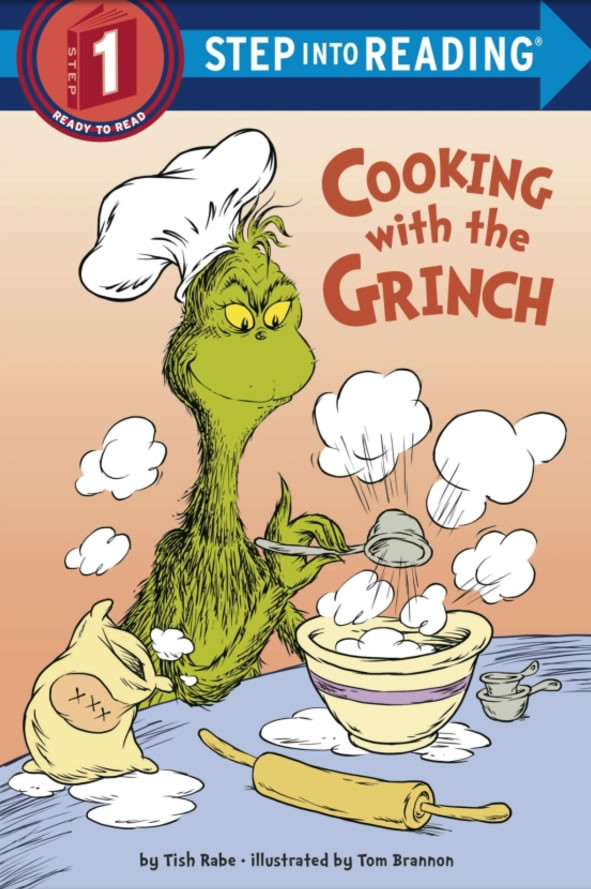 New Book: Cooking with the Grinch
