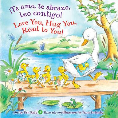 Love You, Hug You, Read to You Spanish Version