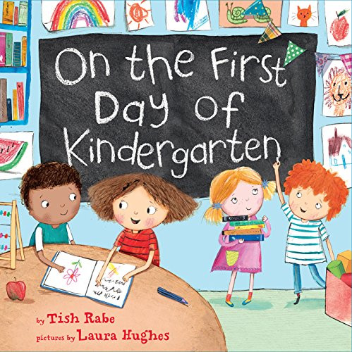 New Release: On the First Day of Kindergarten