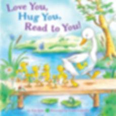 Love You, Hug You, Read to You English Version