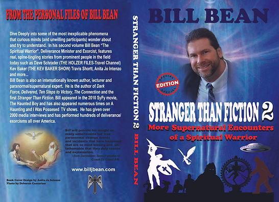 BILL BEAN BOOK COVER Stranger 2  3-27-21