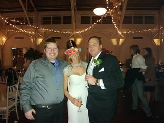 The Memphis Wedding DJ Times | Kari & Trey Tucker | The Atrium | December 31, 2016