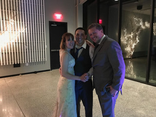 The Memphis Wedding DJ Times: Amaia & Jayson Greenfield | Memphis Botanic Gardens | October 29,