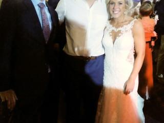 DJ Randel Locke with Lizzy & Alex Ashlock at Cedar Hall 10.26.19