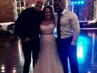 Jimmy with Melissa & Cameron Crutchfield at Balinese Ballroom 10.27.19