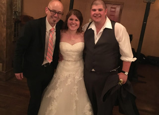 The Memphis Wedding DJ Times: Colleen & Dalton McNeil | Heartwood Hall | November 5, 2016