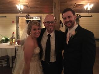 Lindsey & Jay Cumberland | Cedar Hall | May 1, 2016