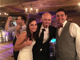Jennifer and Matt Wiles - Heartwood Hall October 23, 2015