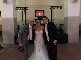 The Memphis Wedding DJ Times | Emily & Thomas Drake | Central Train Station | December 30, 2016