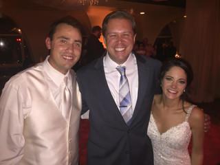 The Memphis Wedding DJ Times: Kristina & Brett Martin   Tower Center   October 1, 2016