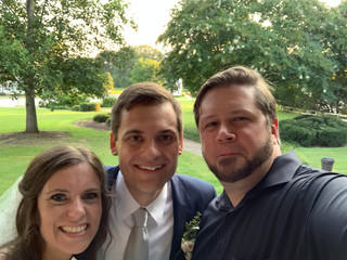 Katherine & Jacob Rickard - July 27, 2019