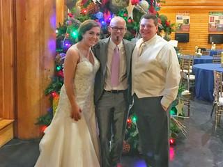 Jessica & Carl Herron | Memphis Zoo's Teton Trek | December 19, 2015