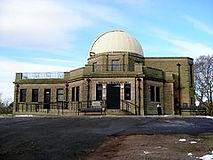 Visit Mills Observatory, Dundee