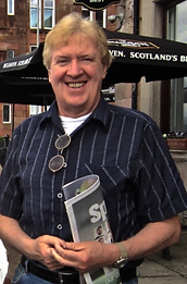Bill Gilpin, founder of Clydeside Flotilla