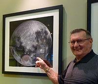 Apollo Astronaut, Dick Gordon, during his Walk With destiny event in Scotland