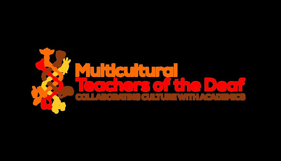 logo design Multicultural Teachers of th
