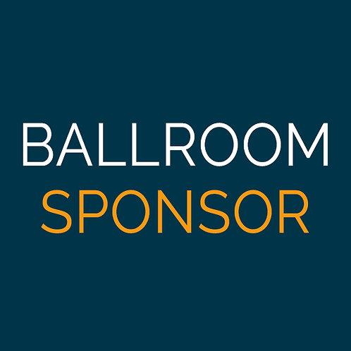 Ballroom Sponsor
