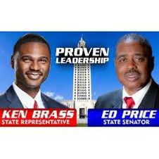 Senator Ed Price & State Representative
