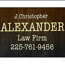 Law office of J Christopher Alexander, L
