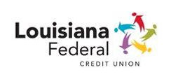 Louisiana Federal Credit Union - Logo PN