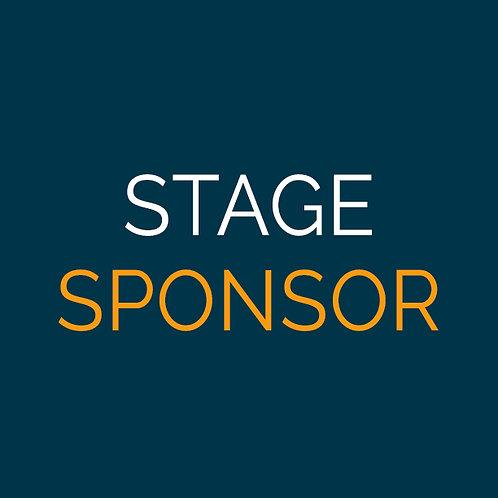 Stage Sponsor