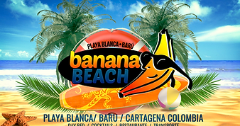 BANANA BEACH LOGO