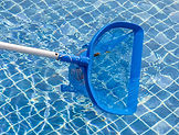 Cleaning and maintenance swimming pool o