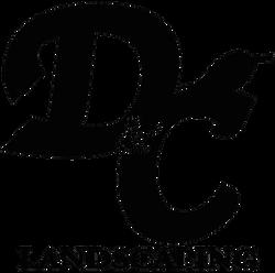 danielmac.dandclogo.blackandwhite.design
