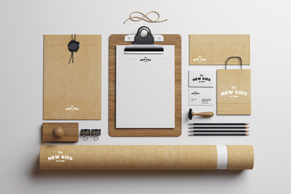 SOCIAL GRAPHIC PACKAGE