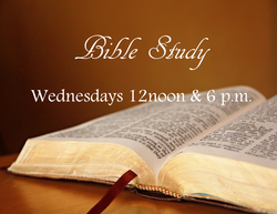 Holsey Monumental Bible Study Times